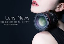 远方的雪山LensNews[Ver 2.2]-轻语博客
