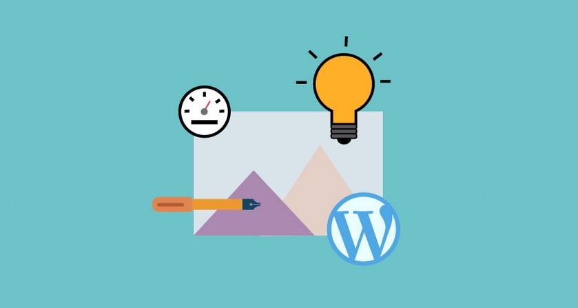 优化网页图片提升WordPress加载速度-轻语博客