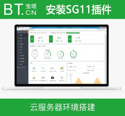 服务器安装SG11扩展教程-轻语博客